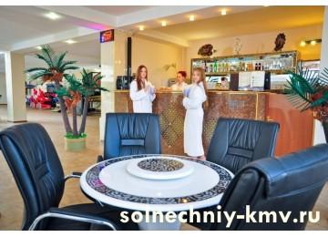 Рестораны и бары санаторий «Солнечный»