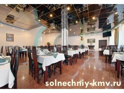 Санаторий «Солнечный», основной ресторан