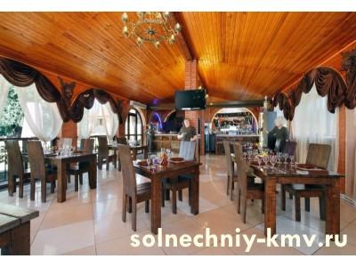 Санаторий «Солнечный», ресторан
