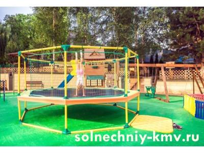 Санаторий «Солнечный», инфраструктура для детей