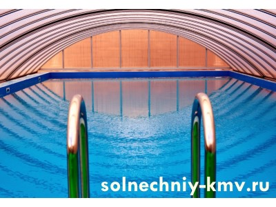 Санаторий «Солнечный», бассейн