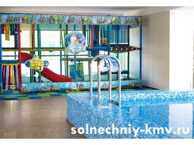 Санаторий «Солнечный», детский бассейн