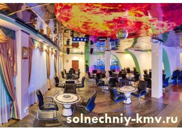 Санаторий  «Солнечный»,  конференц залы