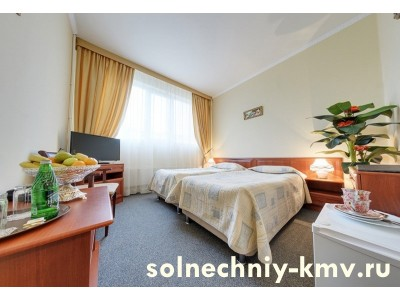 Санаторий «Солнечный»,«Эконом» 2-местный 1-но комнатный