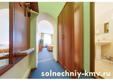 Санаторий «Солнечный», «Стандарт 2-местный 1-но комнатный»