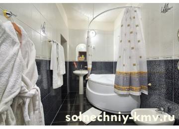 Санаторий Солнечный»,«Апартамент 2-местный 3-комнатный»