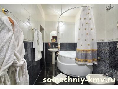 Санаторий «Солнечный», «Апартамент 2-местный 3-комнатный»